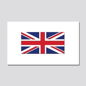 Flag of the United Kingdom Car Magnet 20 x 12